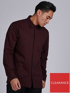 barbour-international-barbour-international-patch-overshirt-burgundy