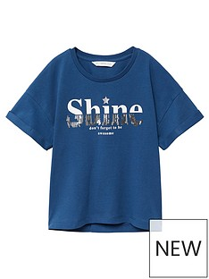 mango-girls-sequin-shine-short-sleeve-t-shirt-blue