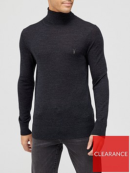 allsaints-mode-merino-wool-roll-neck-jumper-darknbspgrey
