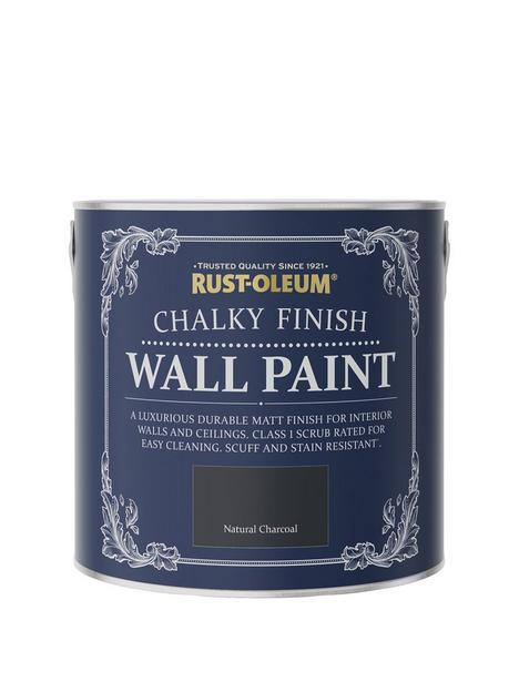 rust-oleum-chalky-finish-25-litre-wall-paint-ndash-natural-charcoal