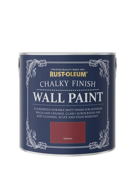rust-oleum-chalky-finish-25-litre-wall-paint-ndash-salmon