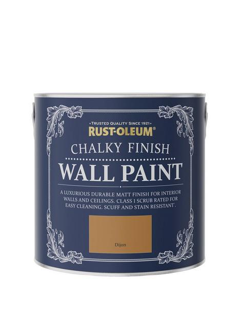 rust-oleum-chalky-finish-25-litre-wall-paint-ndash-dijon