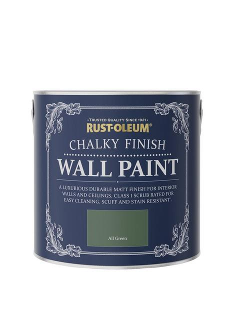 rust-oleum-chalky-finish-25-litre-wall-paint-ndash-all-green