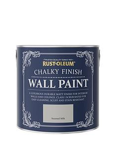 rust-oleum-chalky-finish-25-litre-wall-paint-ndash-steamed-milk