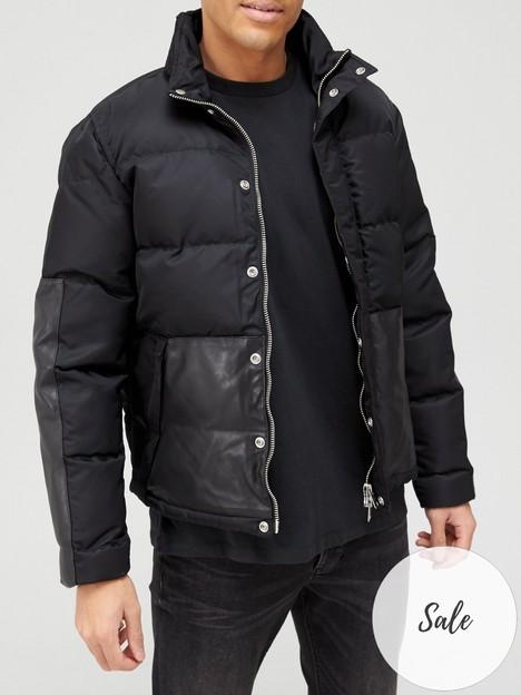 allsaints-varden-padded-jacket-black