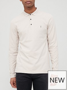 allsaints-allsaints-reform-long-sleeve-pique-polo-shirt