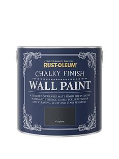 rust-oleum-chalky-finish-25-litre-wall-paint-ndash-graphite