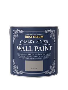 rust-oleum-chalky-finish-25-litre-wall-paint-ndash-gorthleck
