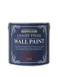 rust-oleum-chalky-finish-25-litre-wall-paint-ndash-grape-soda