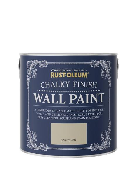 rust-oleum-chalky-finish-wall-paint-in-quarry-lime-ndash-25-litre-tin