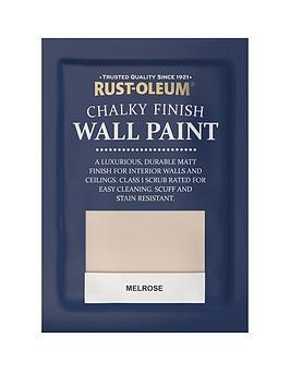 Rust-Oleum Chalky Finish Wall Paint Tester Sachet – Melrose