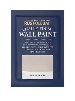 Rust-Oleum Chalky Finish Wall Paint Tester Sachet – Elbow Beach