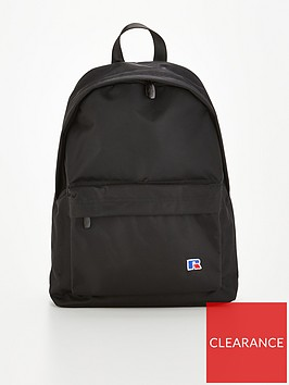 russell-athletic-backpack-black