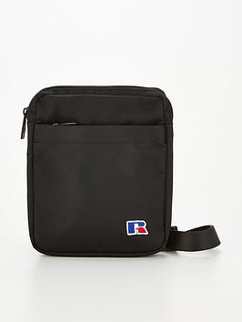 russell-athletic-cross-body-flight-bag-black
