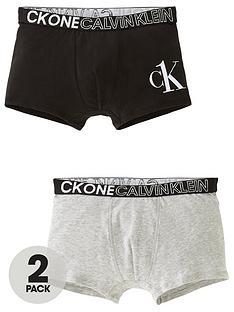 calvin-klein-boys-2-pack-ck-one-logo-trunks-blackgrey