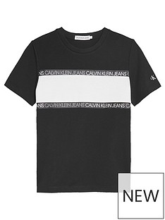 calvin-klein-jeans-boys-logo-tape-colour-block-t-shirt-black