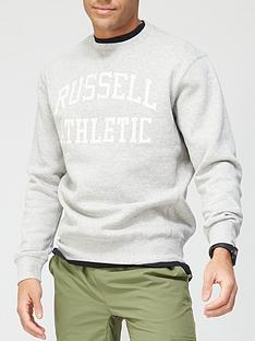 russell-athletic-iconic-crew-sweatshirt-grey