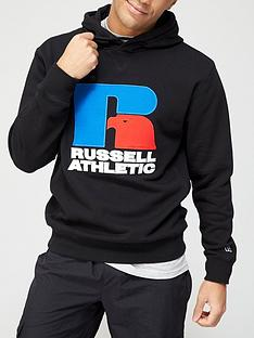 russell-athletic-iconic-overhead-hoodie-black