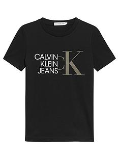 calvin-klein-jeans-boys-hybrid-logo-fitted-t-shirt-black