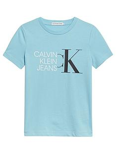 calvin-klein-jeans-boys-hybrid-logo-fitted-t-shirt-bright-sky