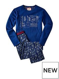 joe-browns-blue-print-pjs-bluenbsp