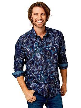 joe-browns-perfect-paisley-shirt-purplenbsp