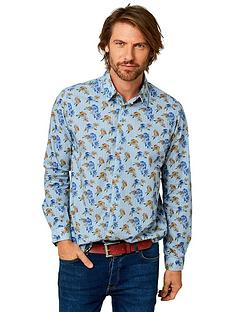 joe-browns-terrific-textured-shirt-blue