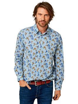 joe-browns-terrific-textured-shirt-blue