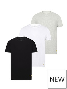 lyle-scott-lyle-scott-maxwell-3-pack-lounge-t-shirts