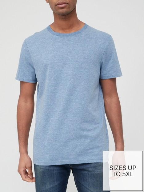 very-man-textured-t-shirt-bluenbsp