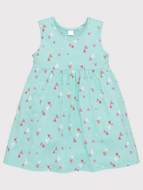 mini-v-by-very-value-heart-print-dress-turquoise