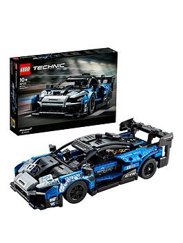 Lego Technic Mclaren Senna Gtr Toy Car 42123