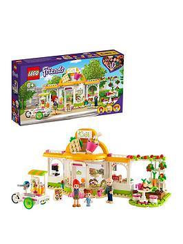 Lego Friends Heartlake City Organic Caf Set 41444