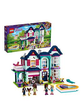 Lego Friends Andrea'S Family House Dollhouse Playset 41449 Best Price, Cheapest Prices