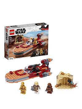 Lego Star Wars Luke Skywalker'S Landspeeder¿ Best Price, Cheapest Prices