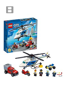 LEGO City Police Helicopter Chase Best Price, Cheapest Prices