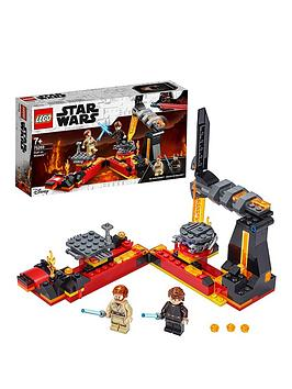 Lego Star Wars Duel On Mustafar¿ Best Price, Cheapest Prices