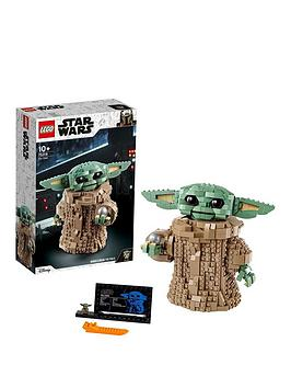 Lego Star Wars The Mandalorian The Child Building Set 75318 Best Price, Cheapest Prices