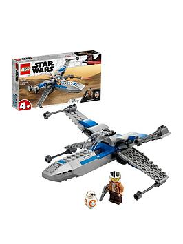 Lego Star Wars Resistance X-Wing Building Set 75297 Best Price, Cheapest Prices