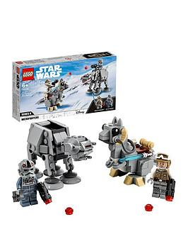 Lego Star Wars At-At Vs. Tauntaun Microfighters 75298 Best Price, Cheapest Prices