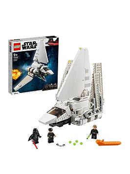 Lego Star Wars Imperial Shuttle Building Set 75302 Best Price, Cheapest Prices