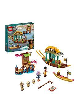 Lego Disney Princess Princess BounS Boat Playset 43185