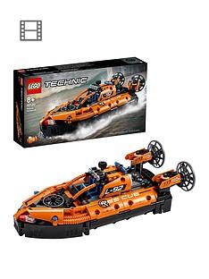 lego-technic-rescue-hovercraft-building-set-42120