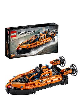 Lego Technic Rescue Hovercraft Building Set 42120