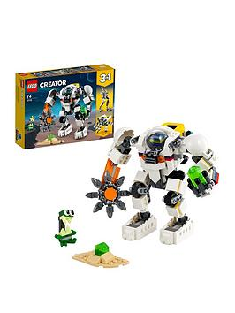 lego-creator-3-in-1-space-mining-mech-toy-31115
