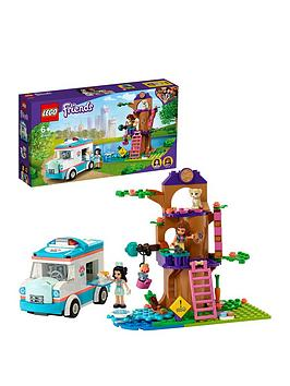 Lego Friends Vet Clinic Ambulance Toy Car 41445 Best Price, Cheapest Prices