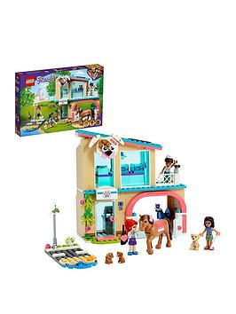 Lego Friends Heartlake City Vet Clinic Playset 41446 Best Price, Cheapest Prices