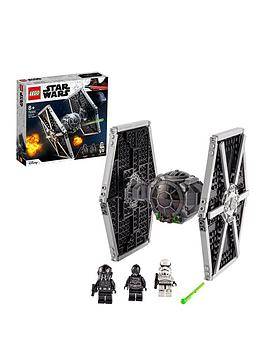Lego Star Wars Imperial Tie Fighter Toy 75300 Best Price, Cheapest Prices