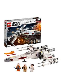 Lego Star Wars Luke Skywalker'S X-Wing Fighter Toy 75301 Best Price, Cheapest Prices