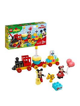 Lego Duplo Disney Mickey  Minnie Birthday Train Toy 10941